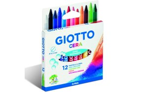 WAX CRAYONS GIOTTO